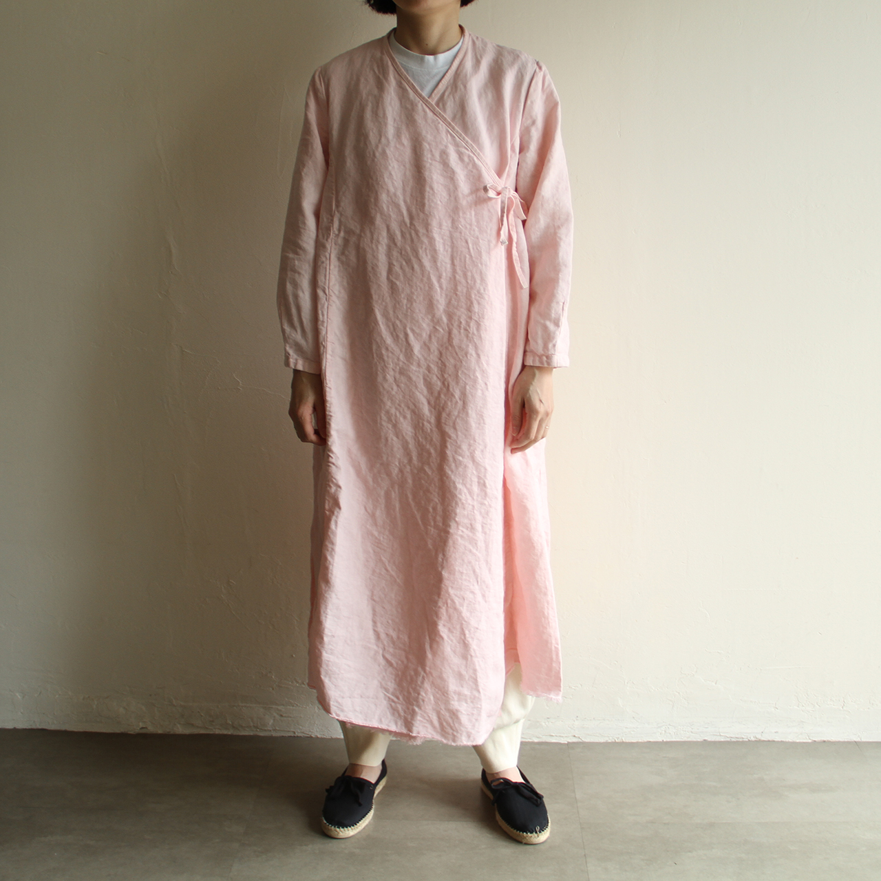 OUTIL【 womens 】robe lepine