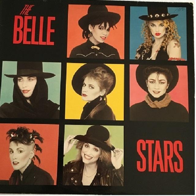 【LP・英盤】The Belle Stars / The Belle Stars