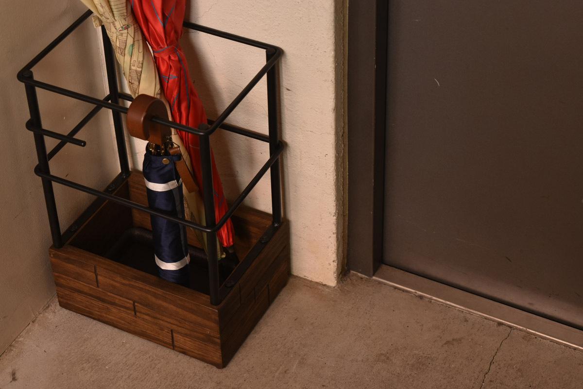 Industrial Umbrella Stand / インダストリアルスタイル インダストリアル 傘立て