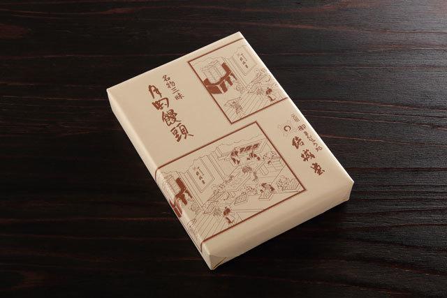月岡饅頭 (胡麻) 12個入り