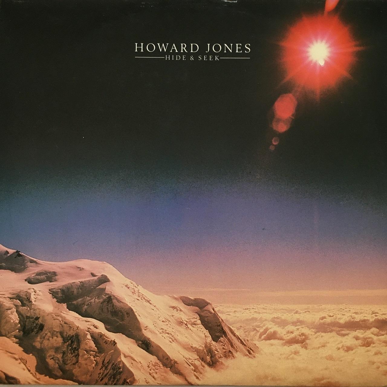 【12inch・英盤】Howard Jones / Hide & Seek