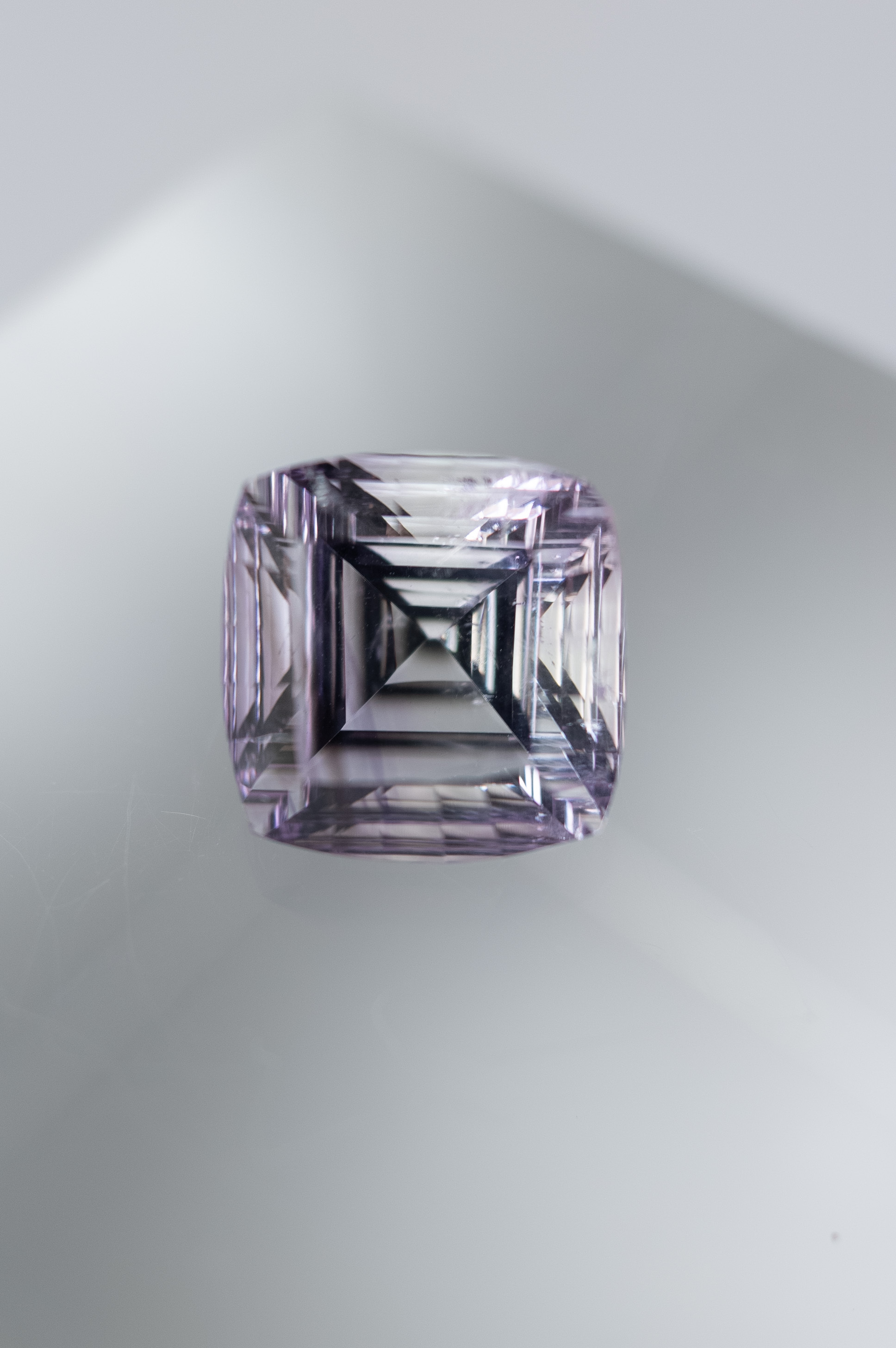 Faceted Amethyst  - 002