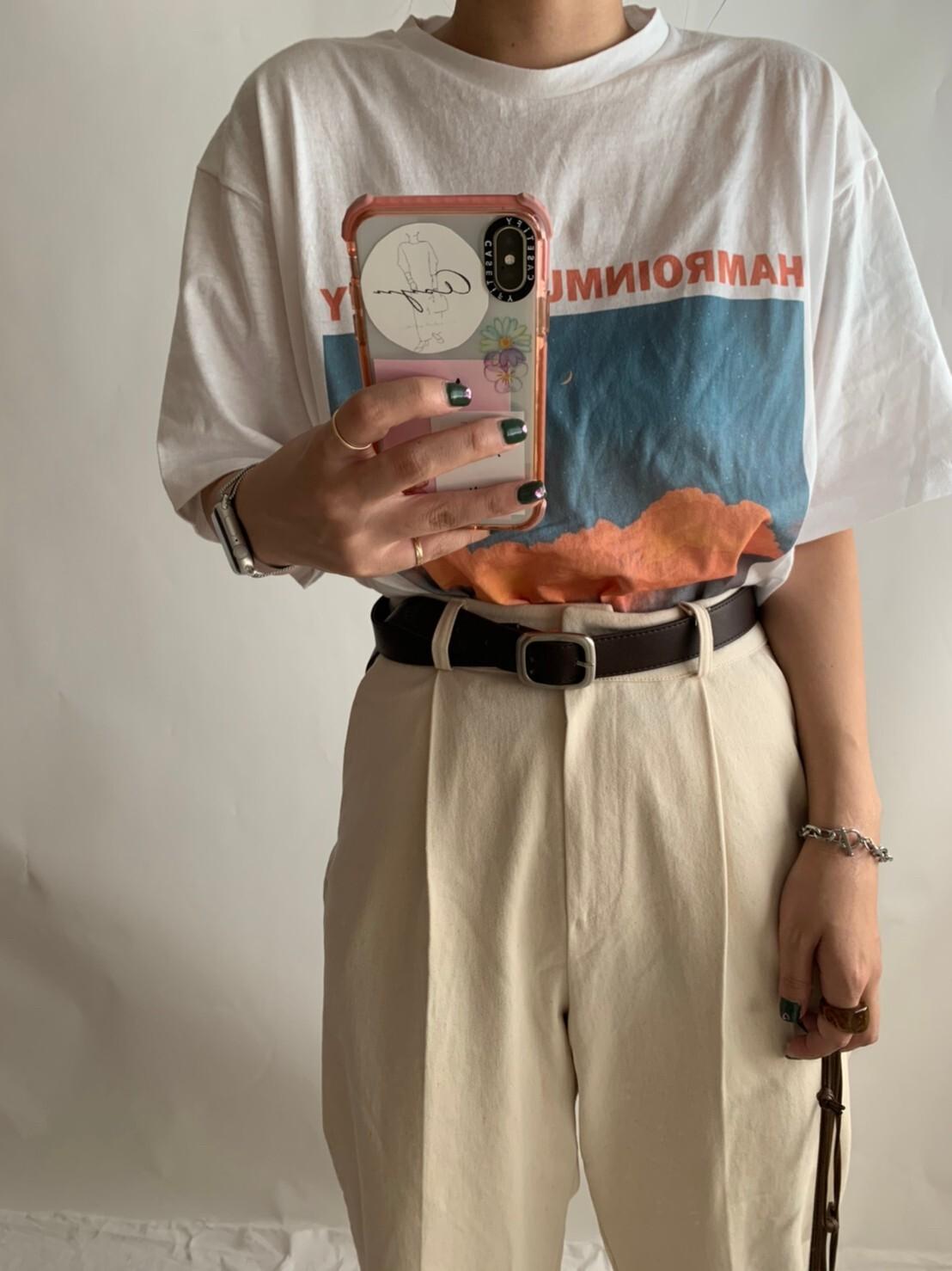 【asyu】square  belt