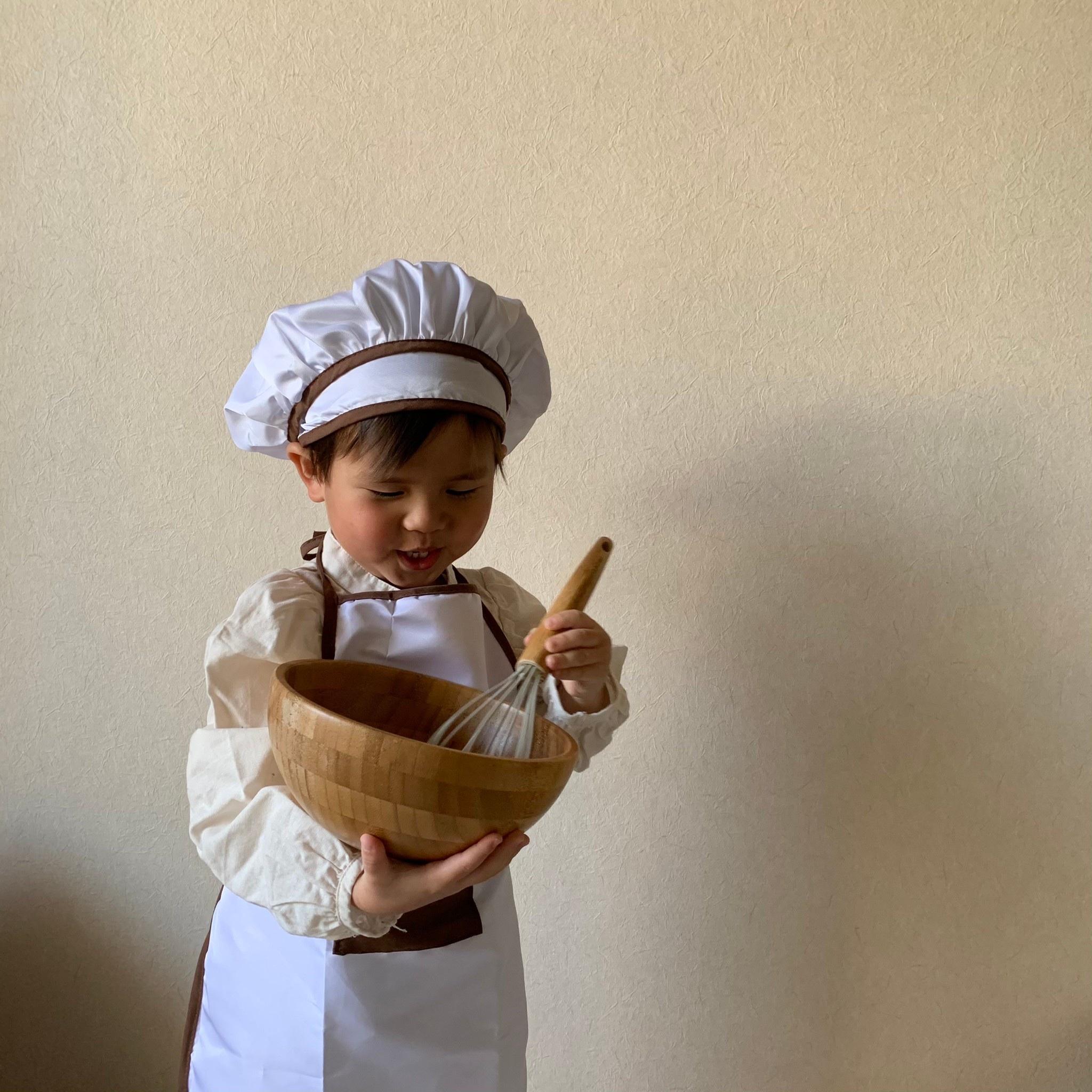 【mimosa original】 little chef set