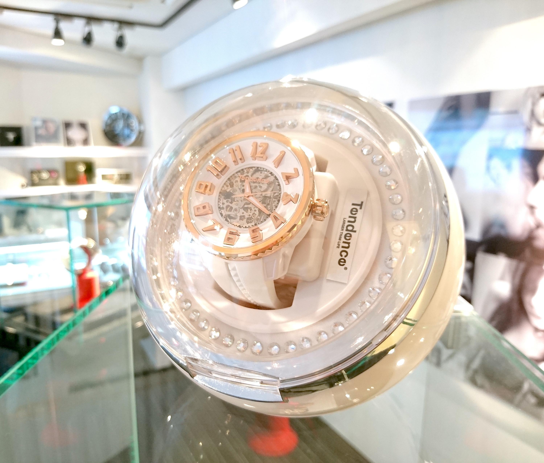 【Tendence テンデンス】TG491004  SPORTSスポーツ(ホワイト)/国内正規品 腕時計
