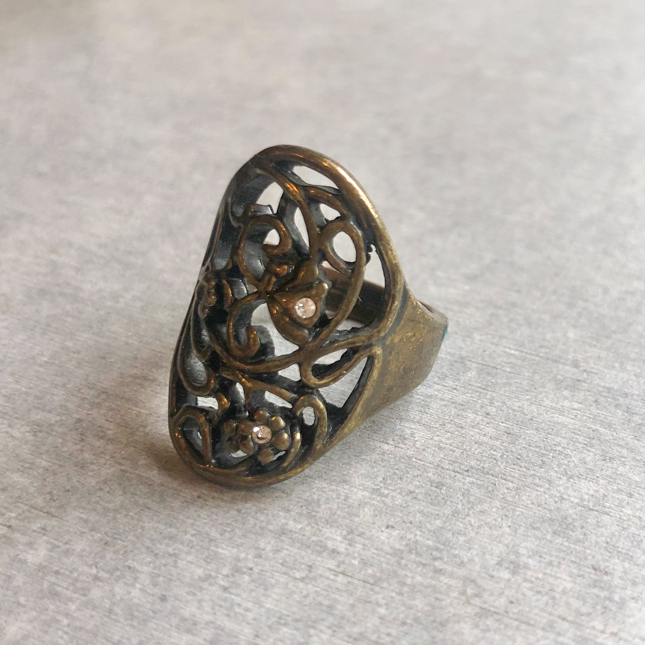 London Vintage Ring Selection