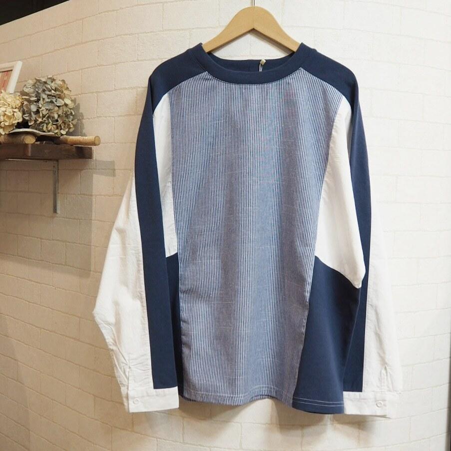 design striped shirt