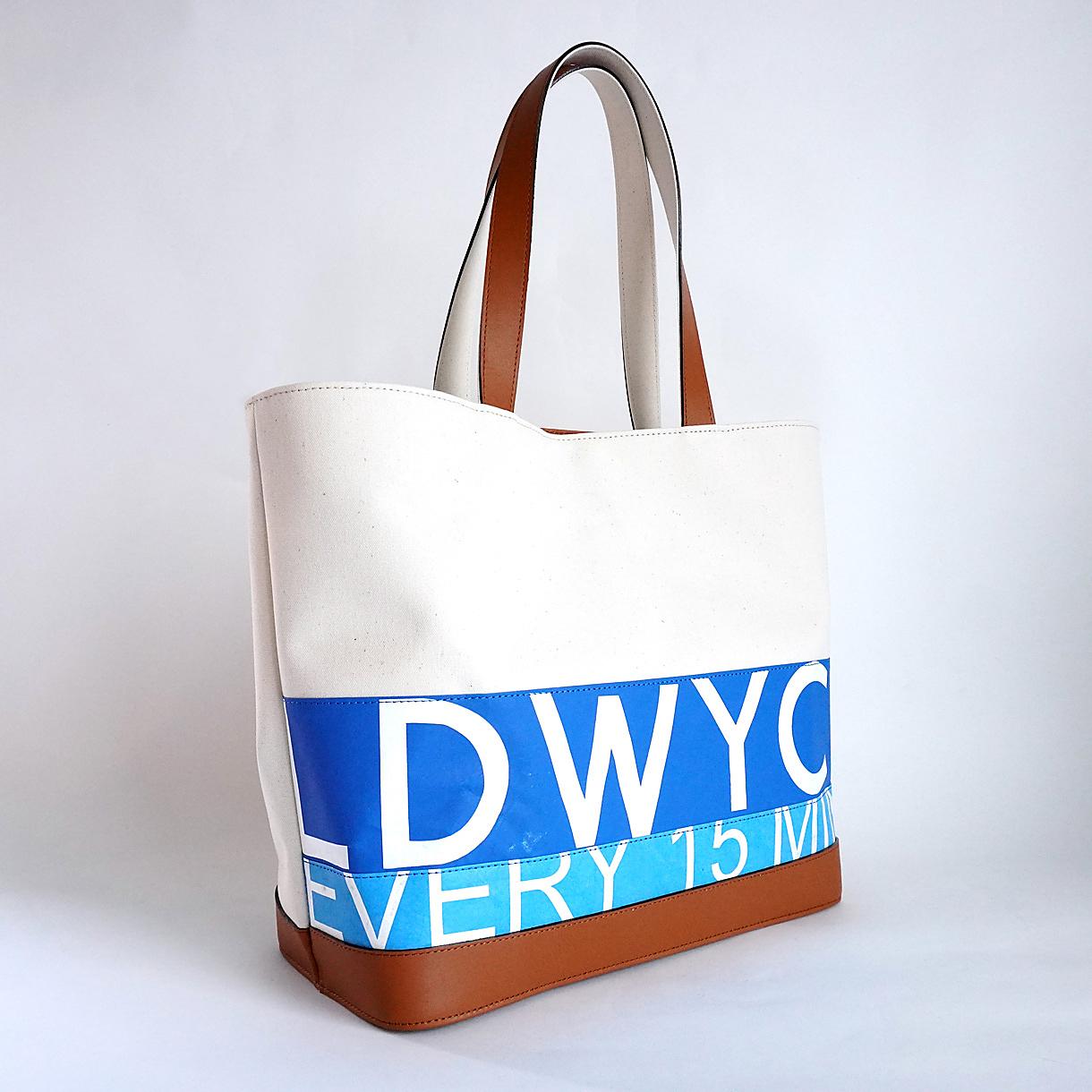 Tote Bag (S) / White  TSW-0018