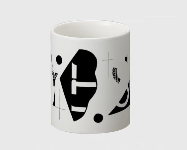 【マグカップ】YES