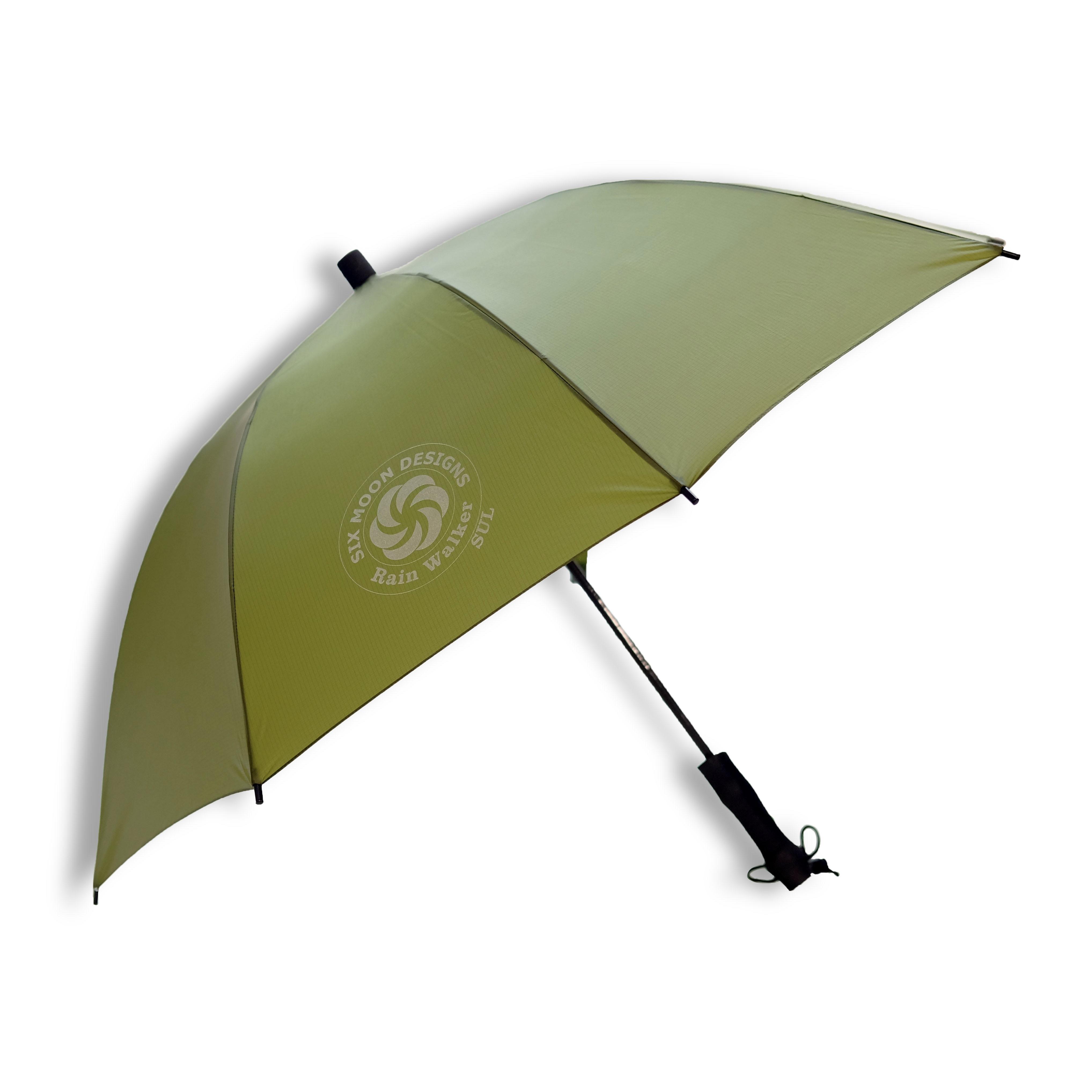 新品 Six Moon Designs Rain Walker Umbrella Green