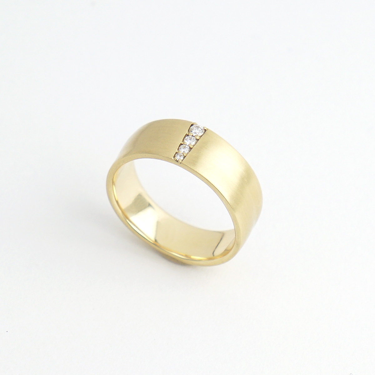 The Heritage wide ring