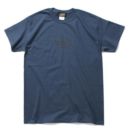 ESTABLISHED TEE  #D.HEATHER