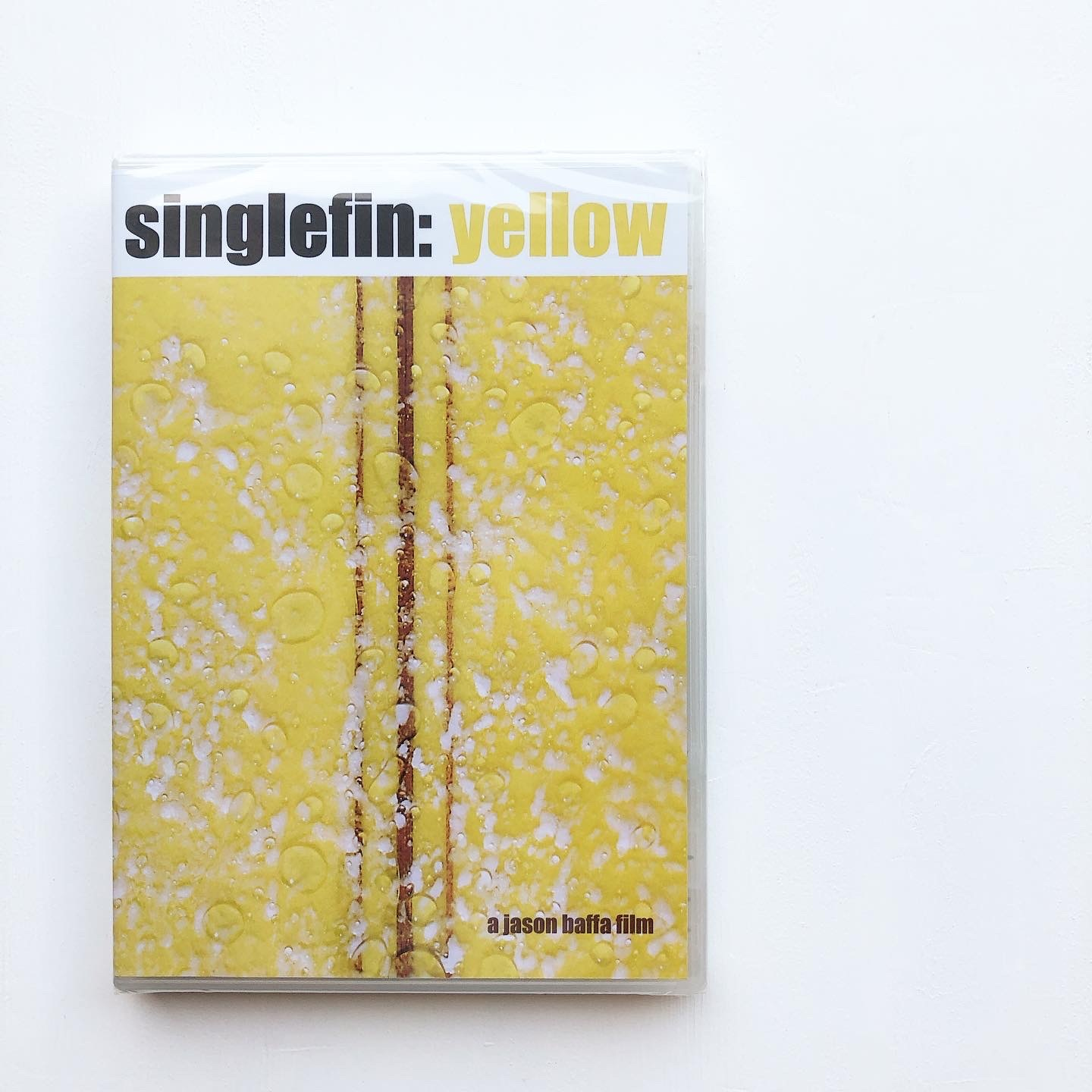 SINGLE FIN:YELLOW