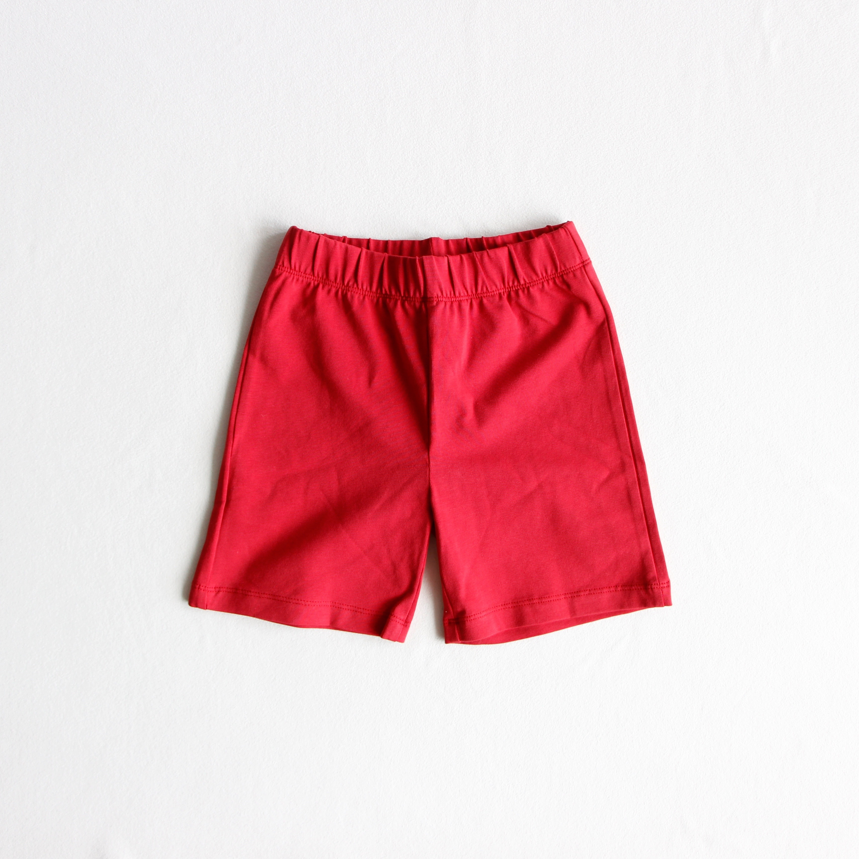 《WAWA 2019SS》SHORTS SOLID / spicy red