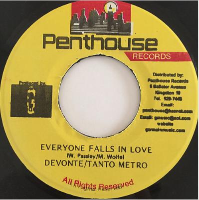 Tanto Metro (タントメトロ)& Devonte (デボンテ) - Everyone Falls In Love【7'】