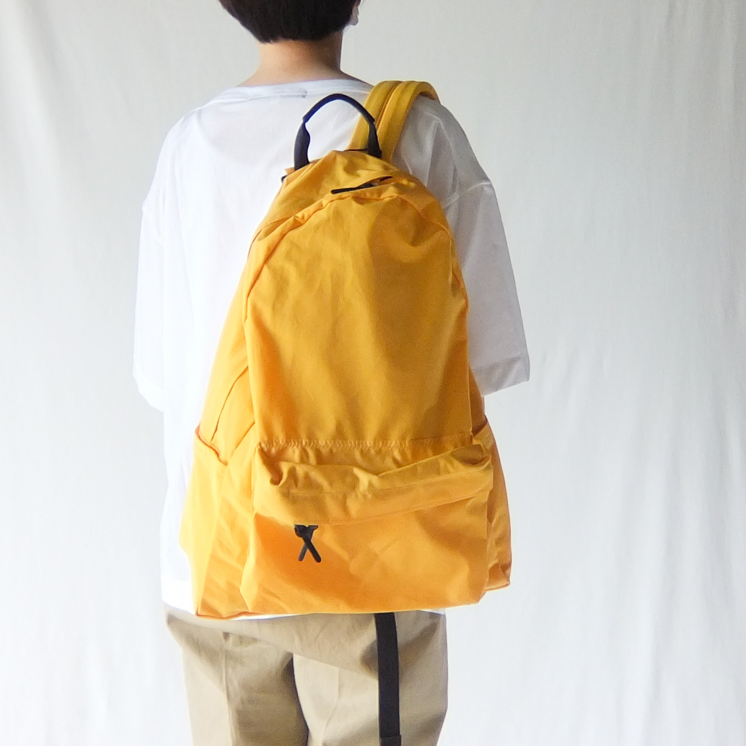 STANDARD SUPPLY - SIMPLICITY COMMUTE DAYPACK (22L) コミュートデイパック - Yellow