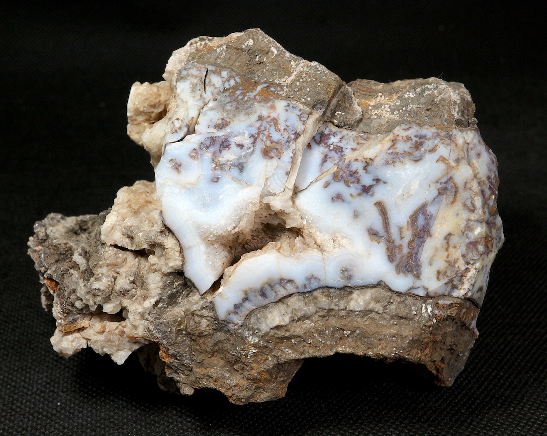 大きいです!Cady Mountains アゲート 原石 728,5g AG110 瑪瑙 鉱物 天然石 パワーストーン 原石
