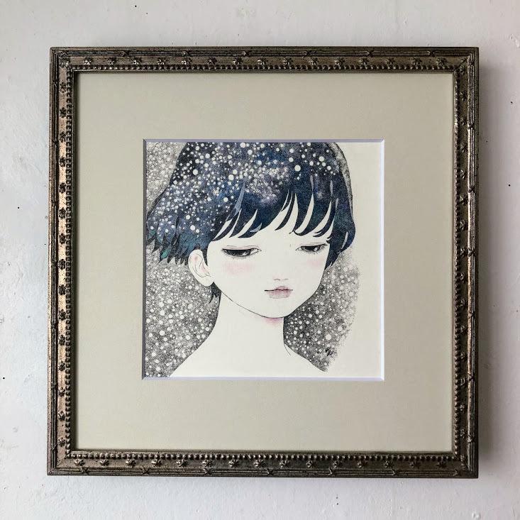 橋本京子「懐かしい色」