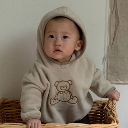 NO.998 teddy bear rompers