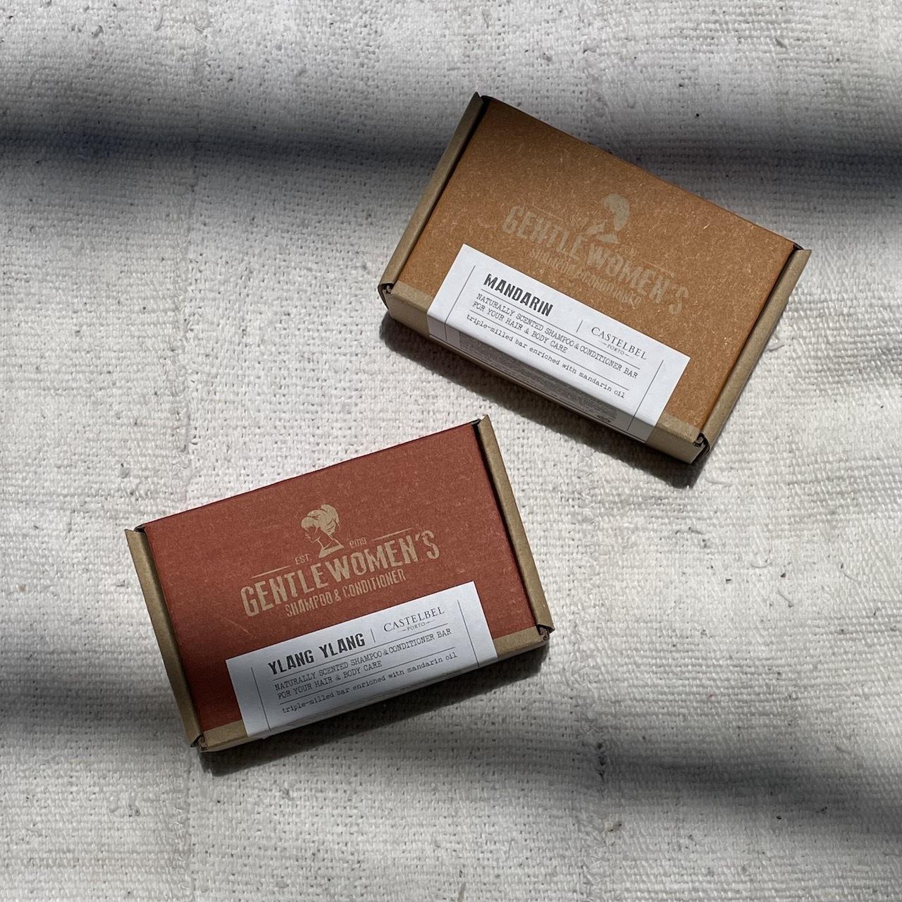 """"""" CASTELBEL Shampoo & Conditioner Bar / キャステルベル シャンプー&コンディショナーバーセット """""""