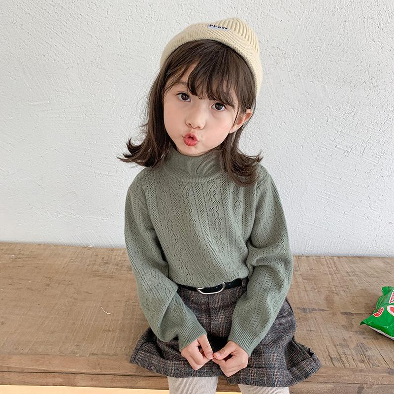☆在庫一掃SALE【 70%off 】【即納】5色タートルネックセーター