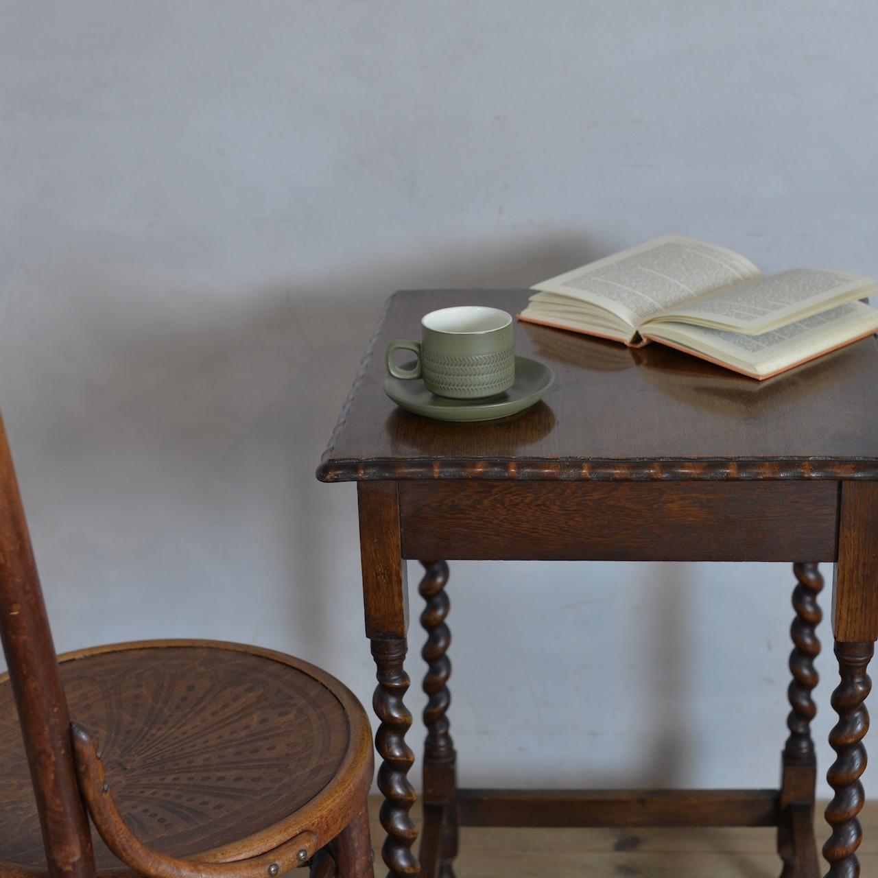 Occasional Table / オケージョナル テーブル 〈サイドテーブル・花台・ティーテーブル・カフェ テーブル〉