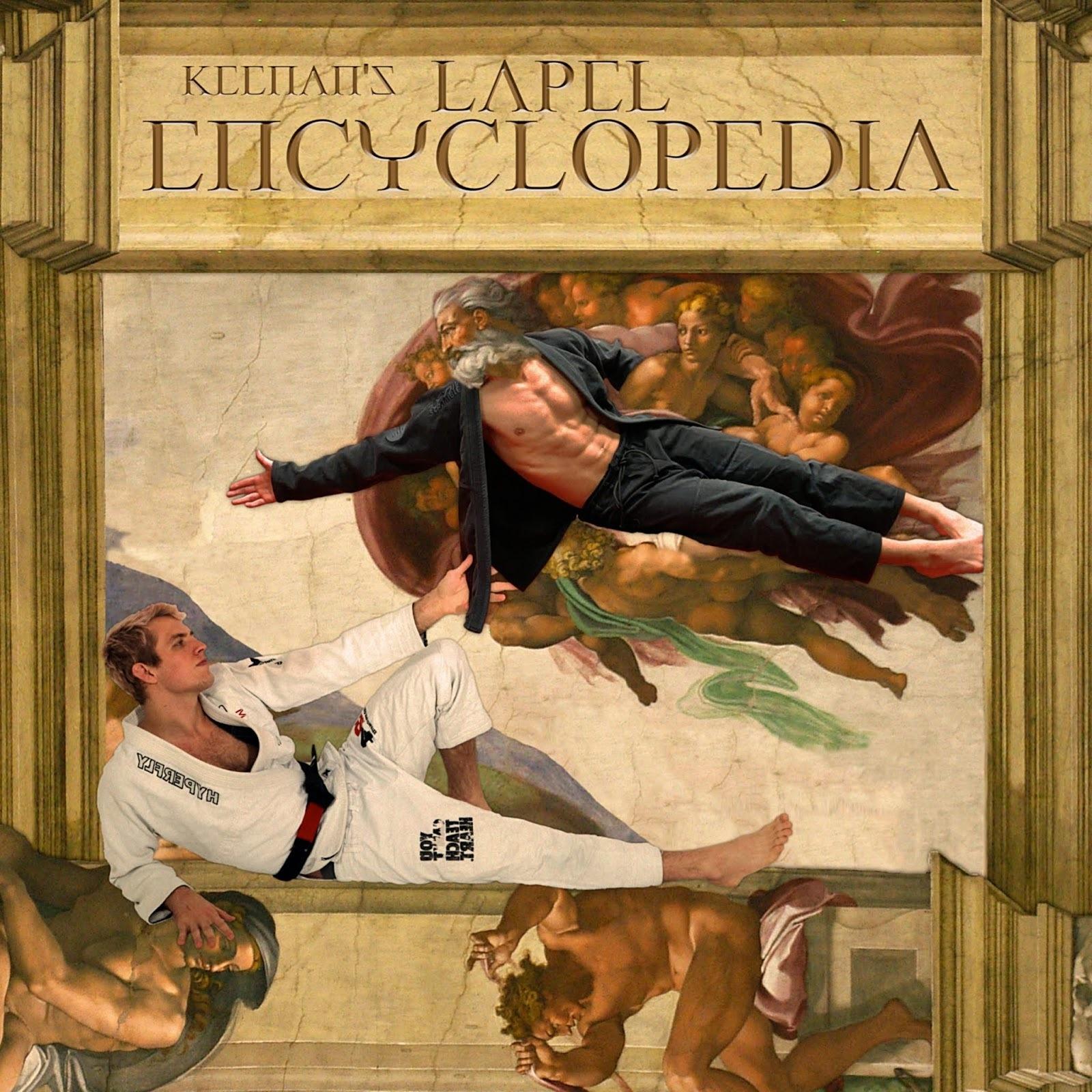 キーナン・コーネリアス THE LAPEL ENCYCLOPEDIA 9 DVD SET
