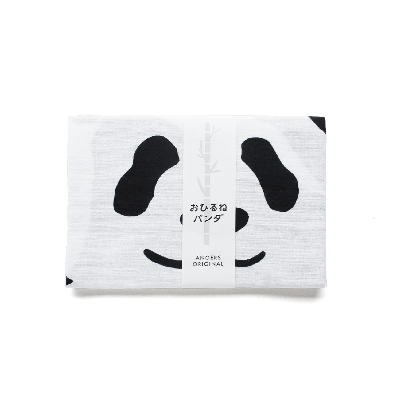 てぬぐい おひるねパンダ【ANGERS Original】