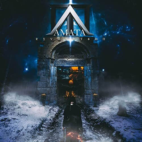 "AMATA ""Revolution""  (輸入盤)"