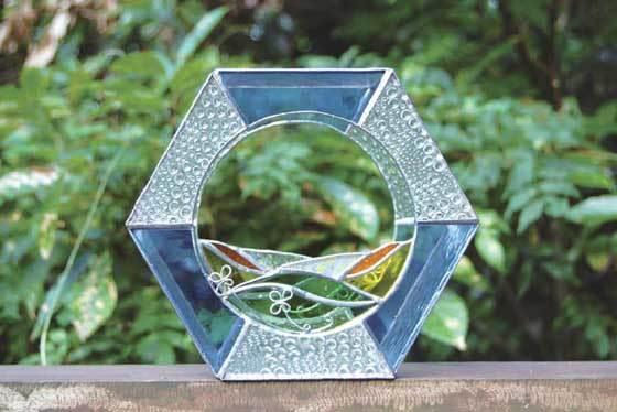 グリーンリーフ(ステングラスのテラリウム) 02070302