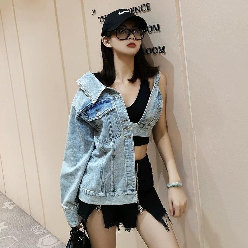side bra design jacket