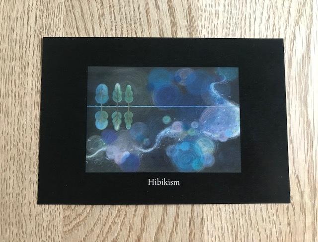 Hibikism vol.Ⅰ ポストカード『月の光 / ドビュッシー』