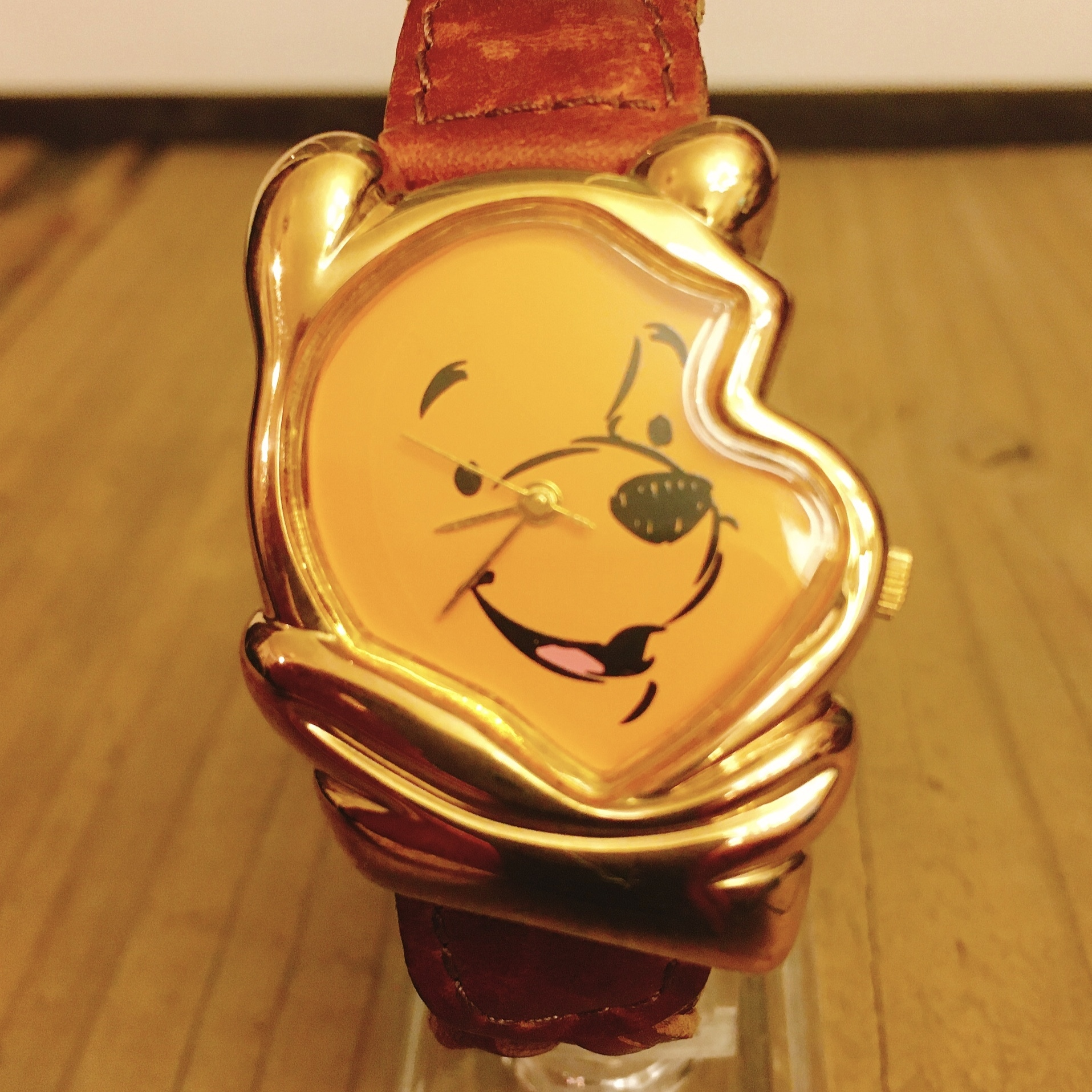 Winnie the Pooh ウォッチ Timex
