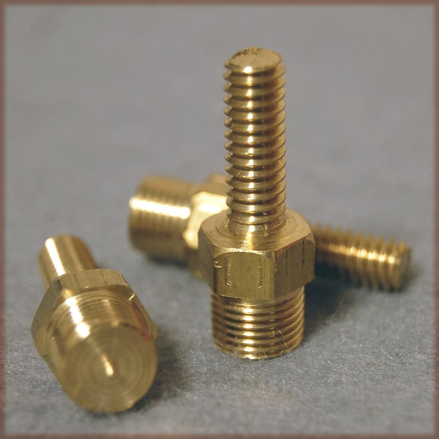コールマン 236・237用ベンチレーターロッド 真鍮製 新品リプロ 236-3401R
