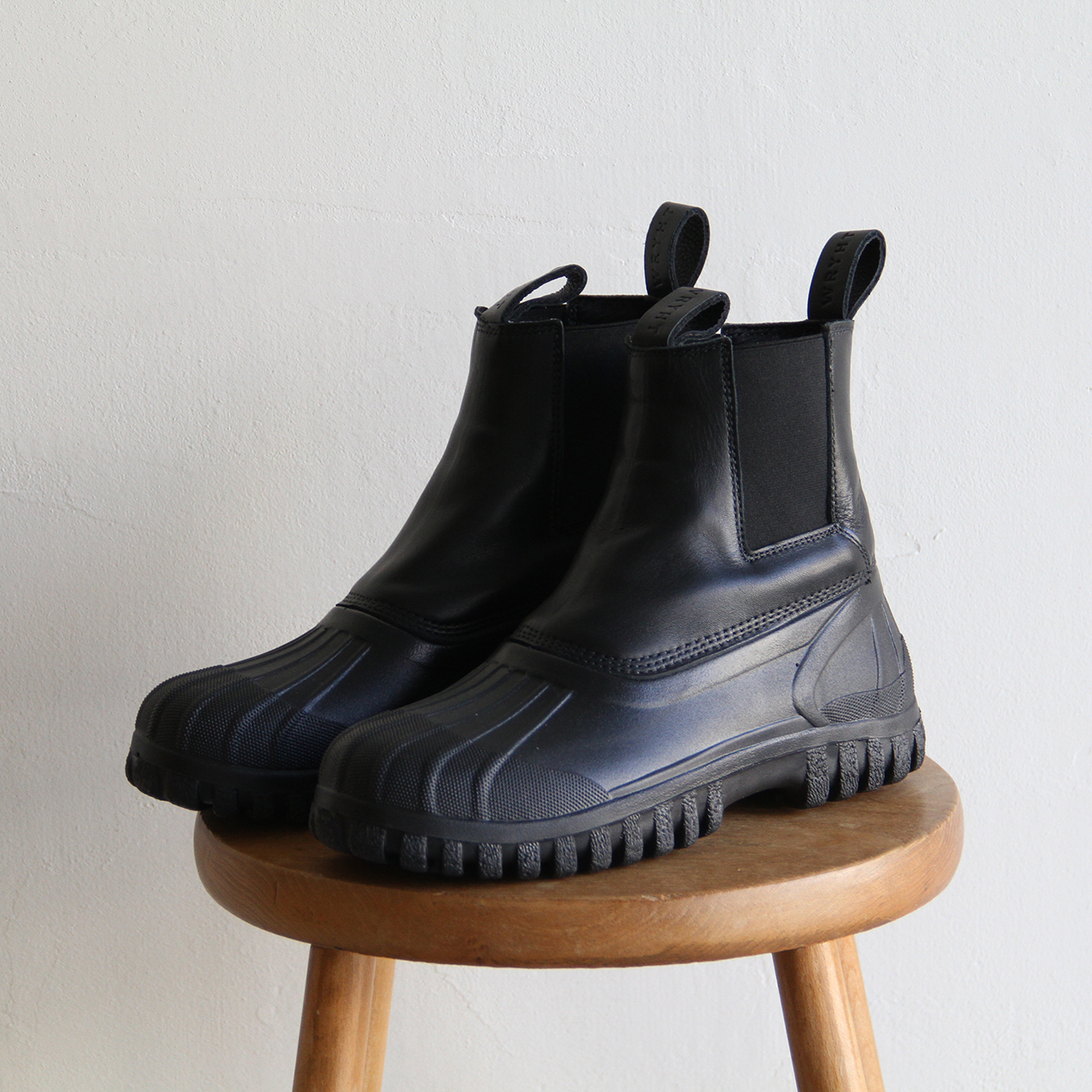 WRYHT【 womens 】side gore country boots
