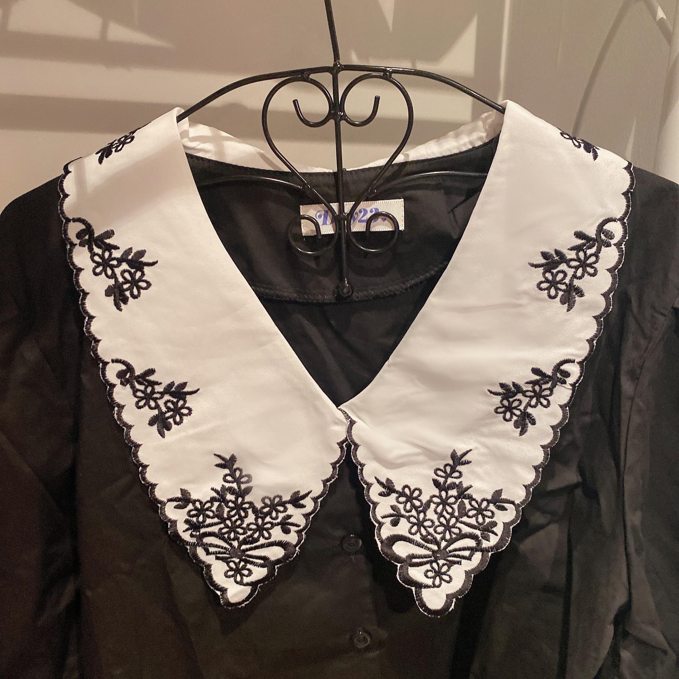 design collar tops