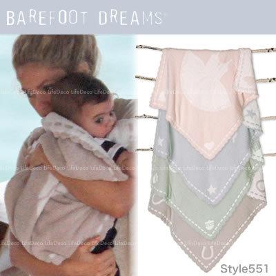 Barefoot Dreams ベアフットドリームス Cozychic コージーチック Scalloped スカラップ ブランケット