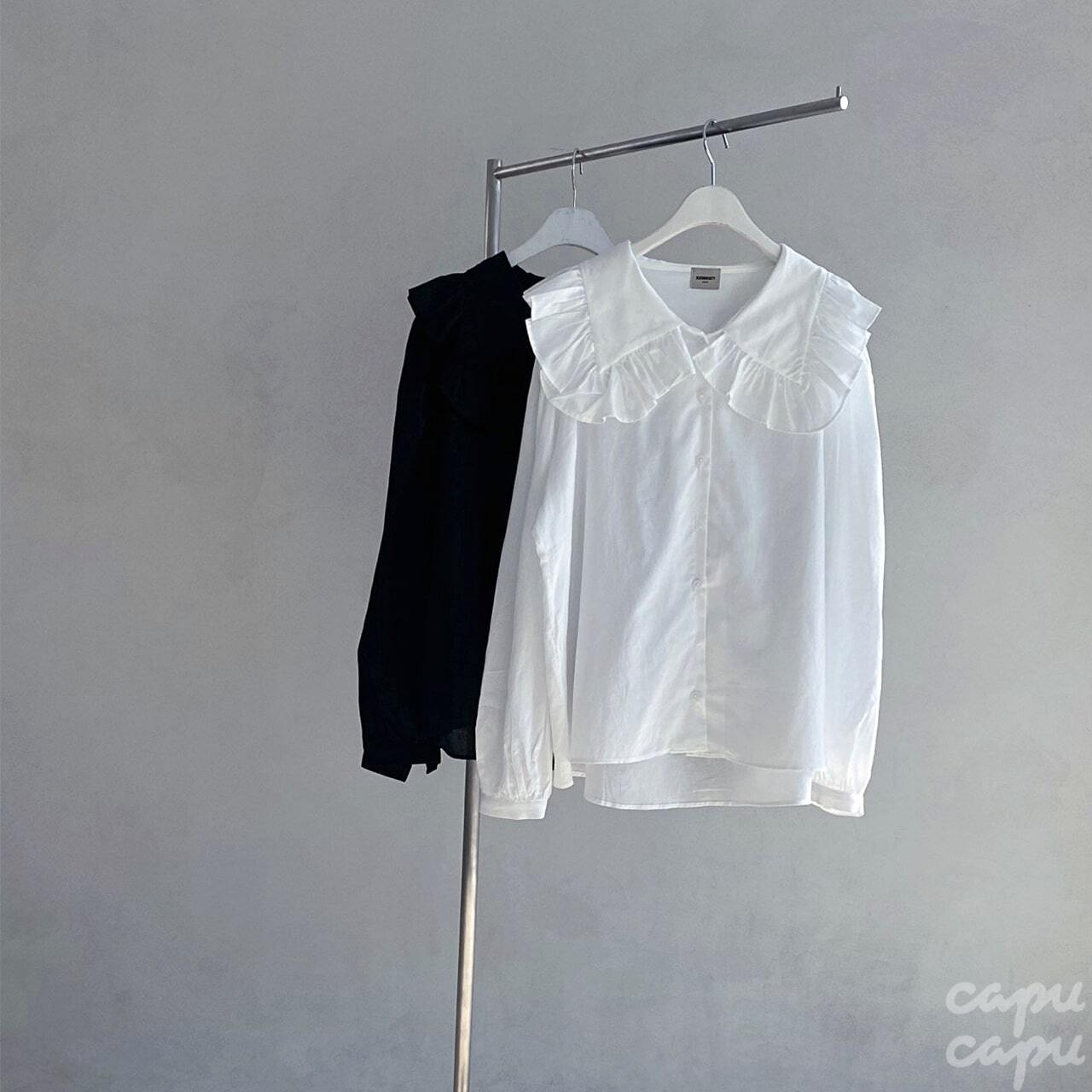«sold out»«LADIES» jejeunosity olive blouse オリーブブラウス