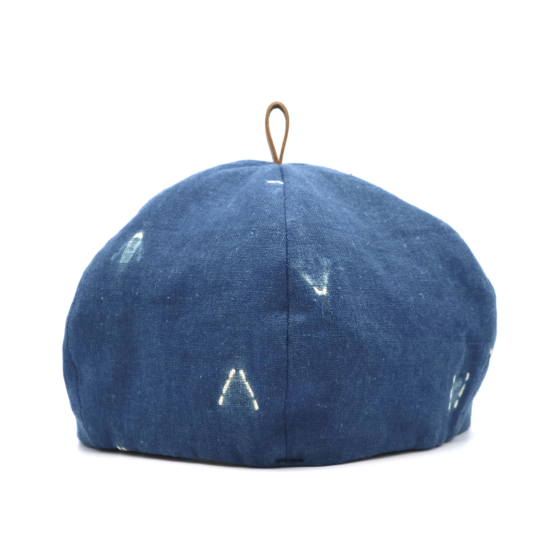 モッチベレー/藍染β
