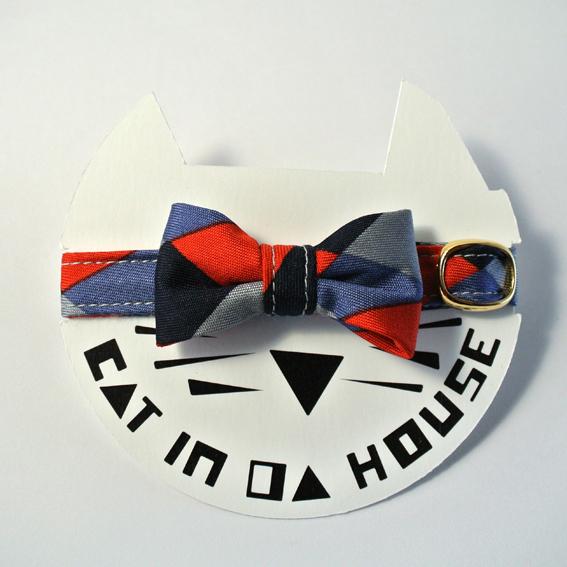 cat's collar vintage printed fabric_0321_n