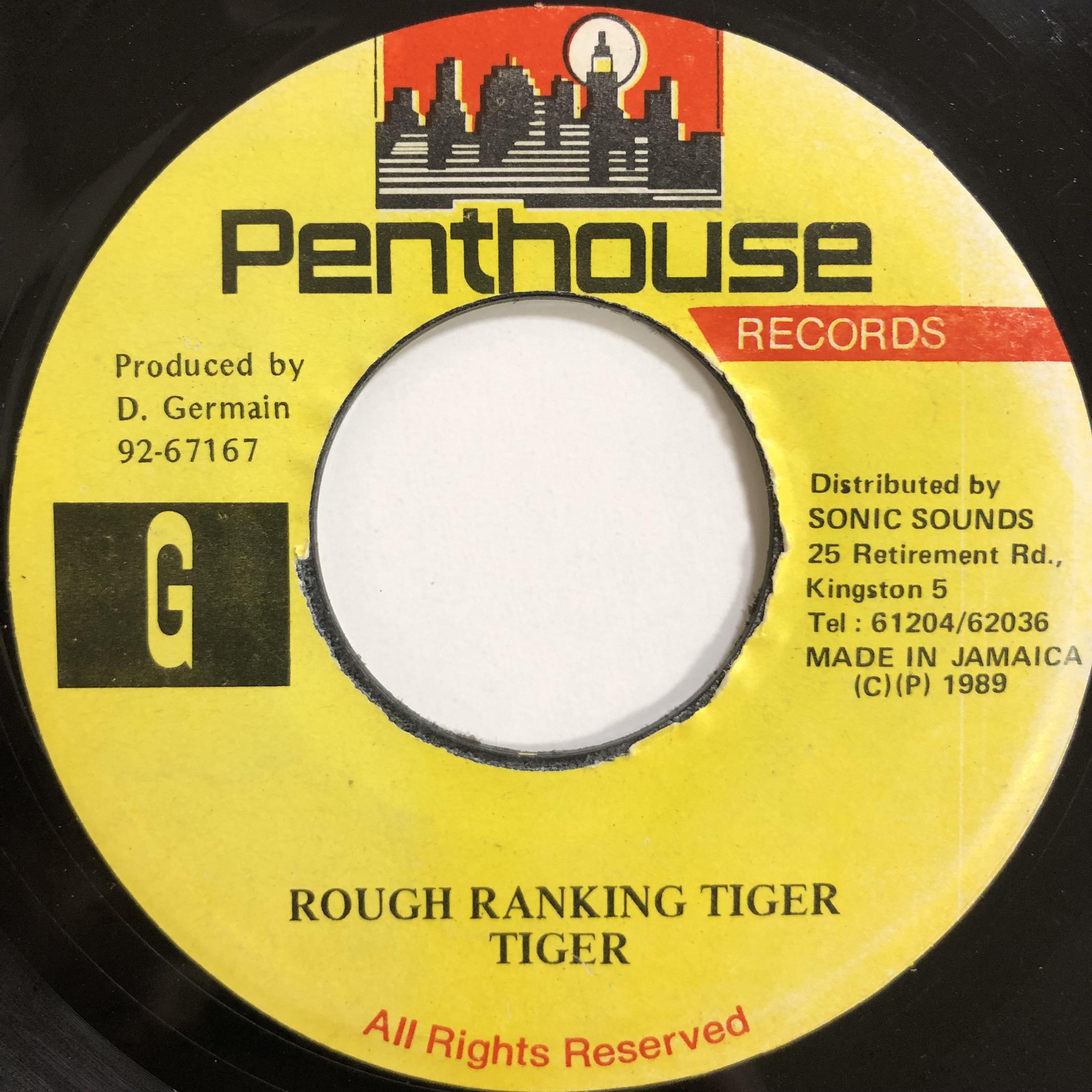 Tiger(タイガー) – Rough Ranking Tiger【7-20134】