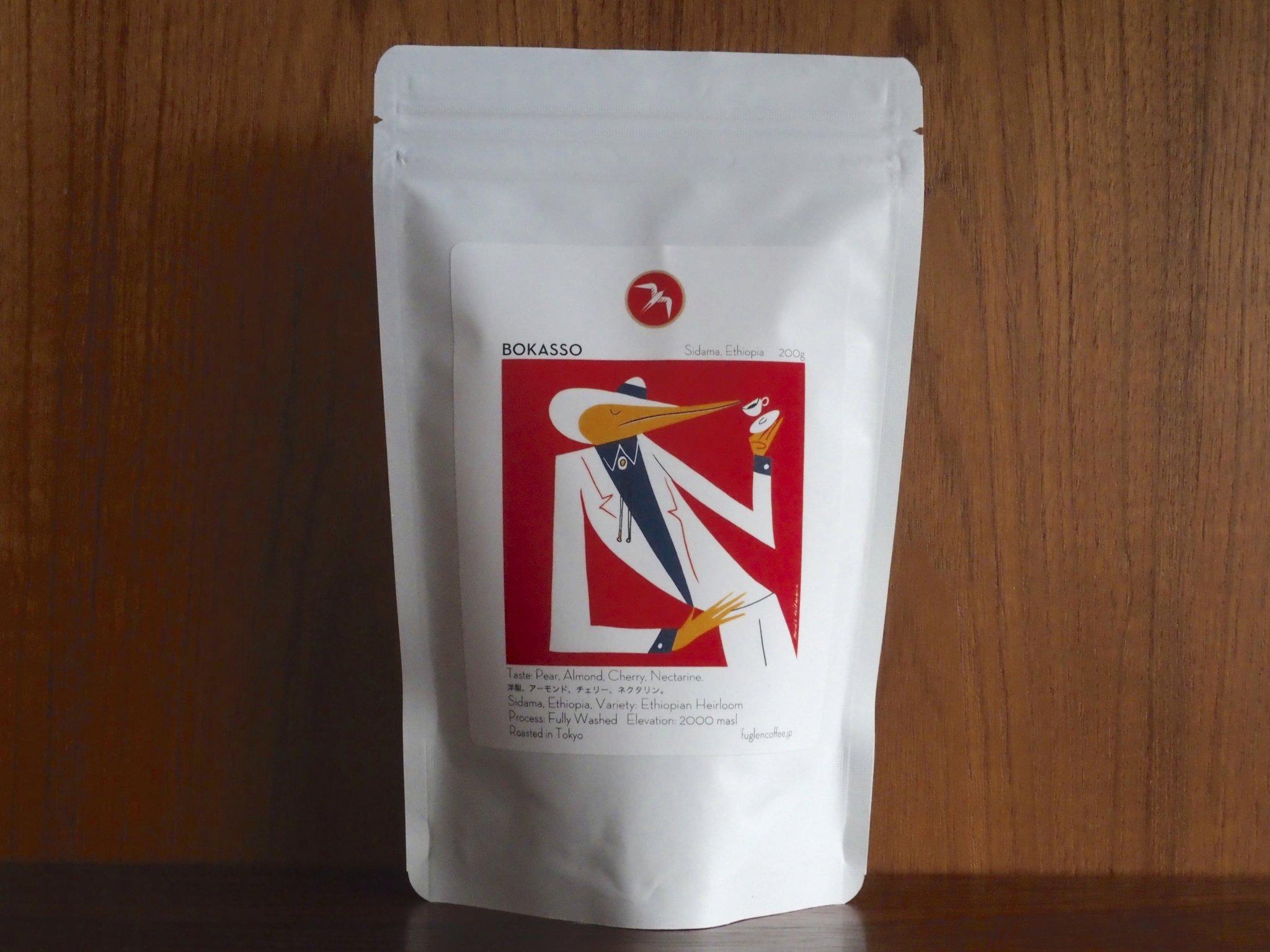 BOKASSO / ETHIOPIA <Fuglen coffee>