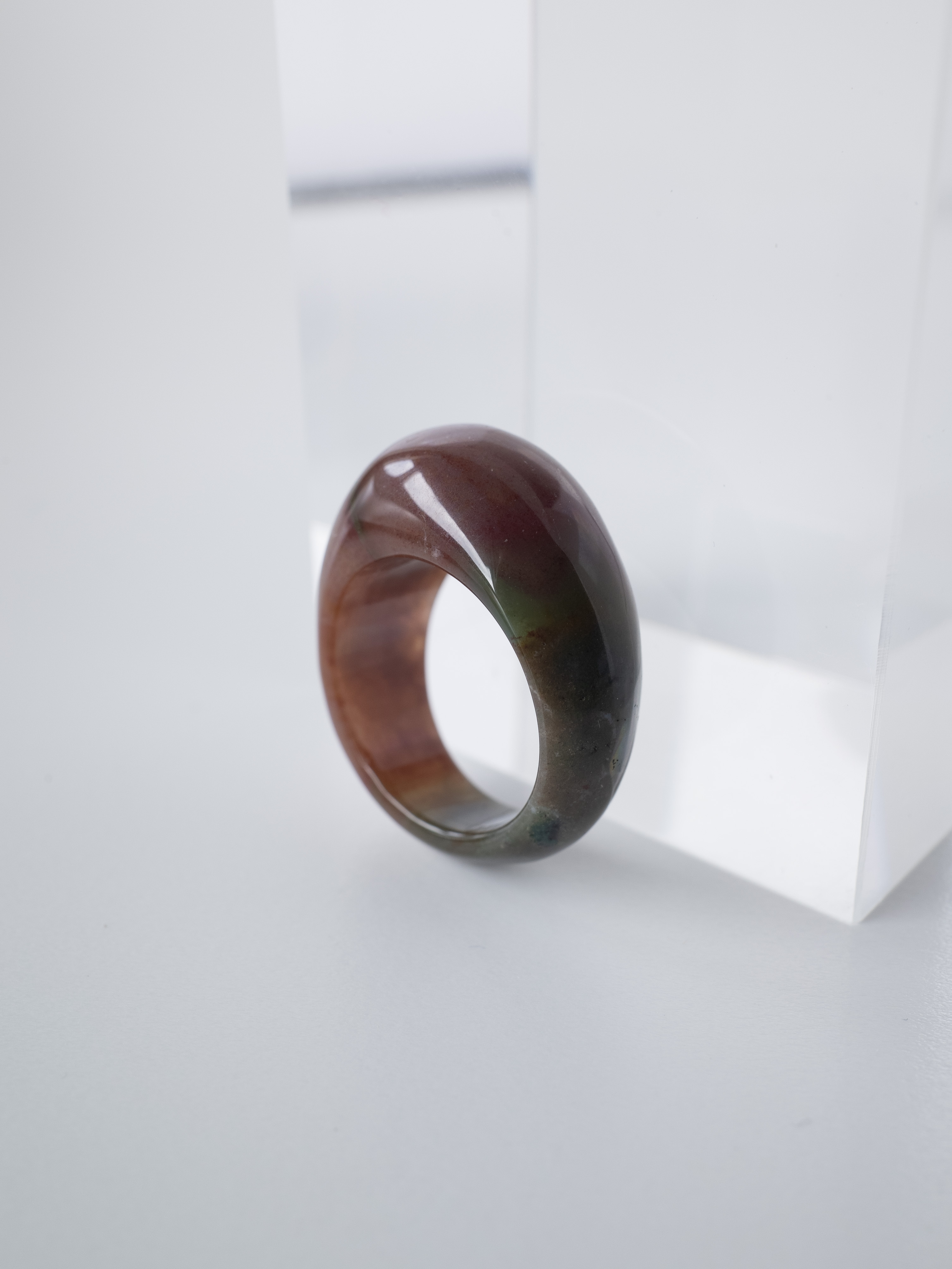 Agate Ring - 043