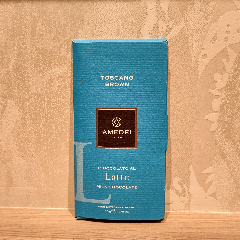 【AMEDEI/アメディ】32%ミルクチョコレート トスカーノブラウン