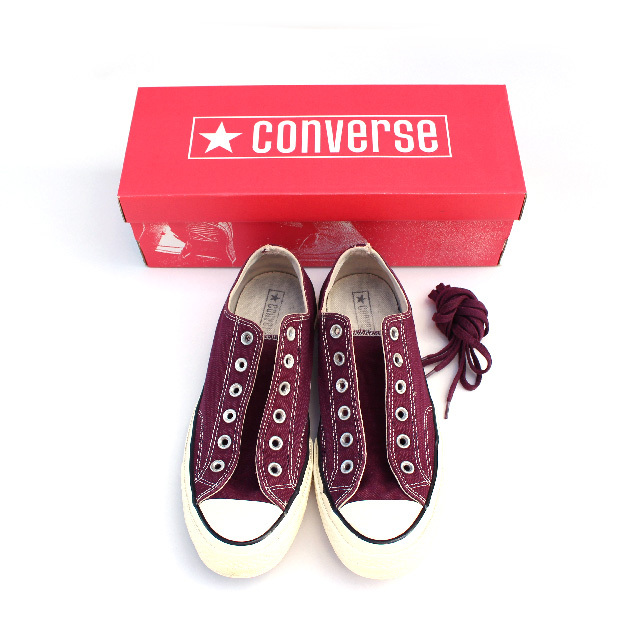 USED / Converse Chuck Taylor All Star 70's Ox Low UK8 / 26.5cm / Cleaned