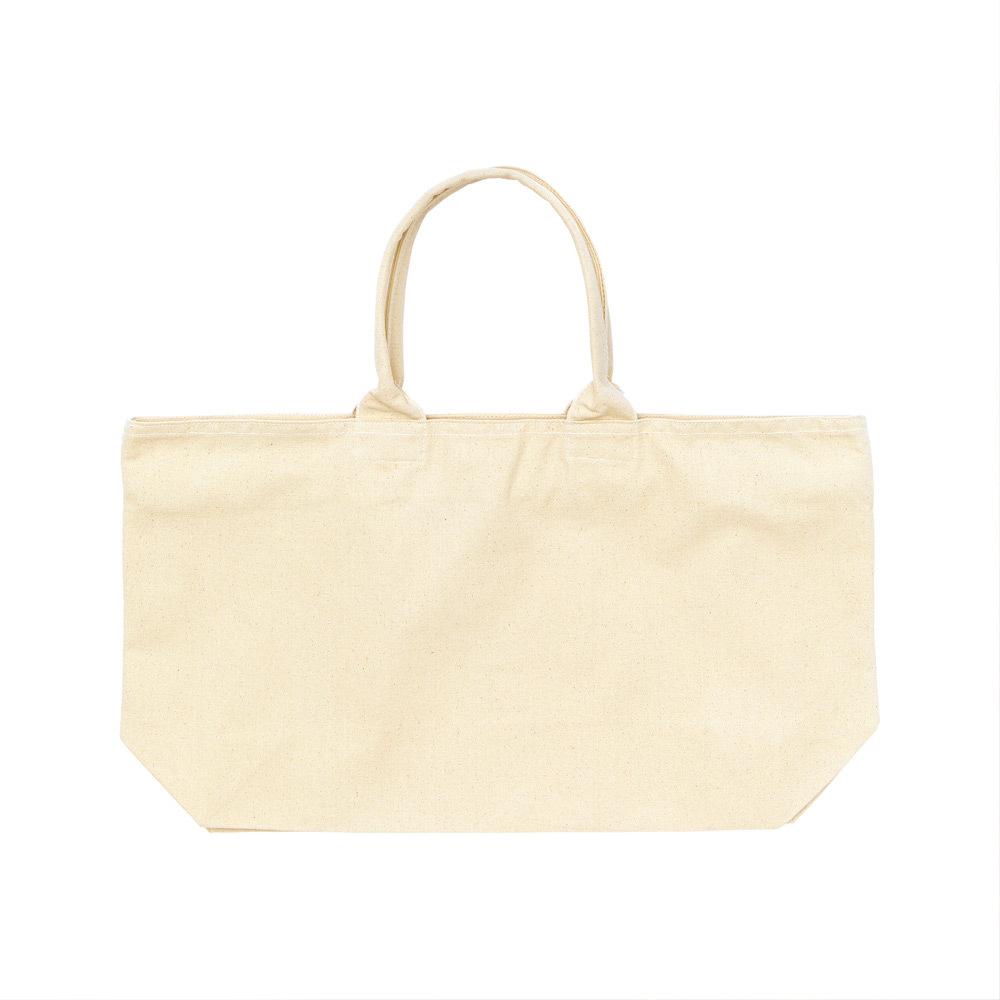 デザインチョイス :ヘヴィー キャンバス ジップトートバッグ