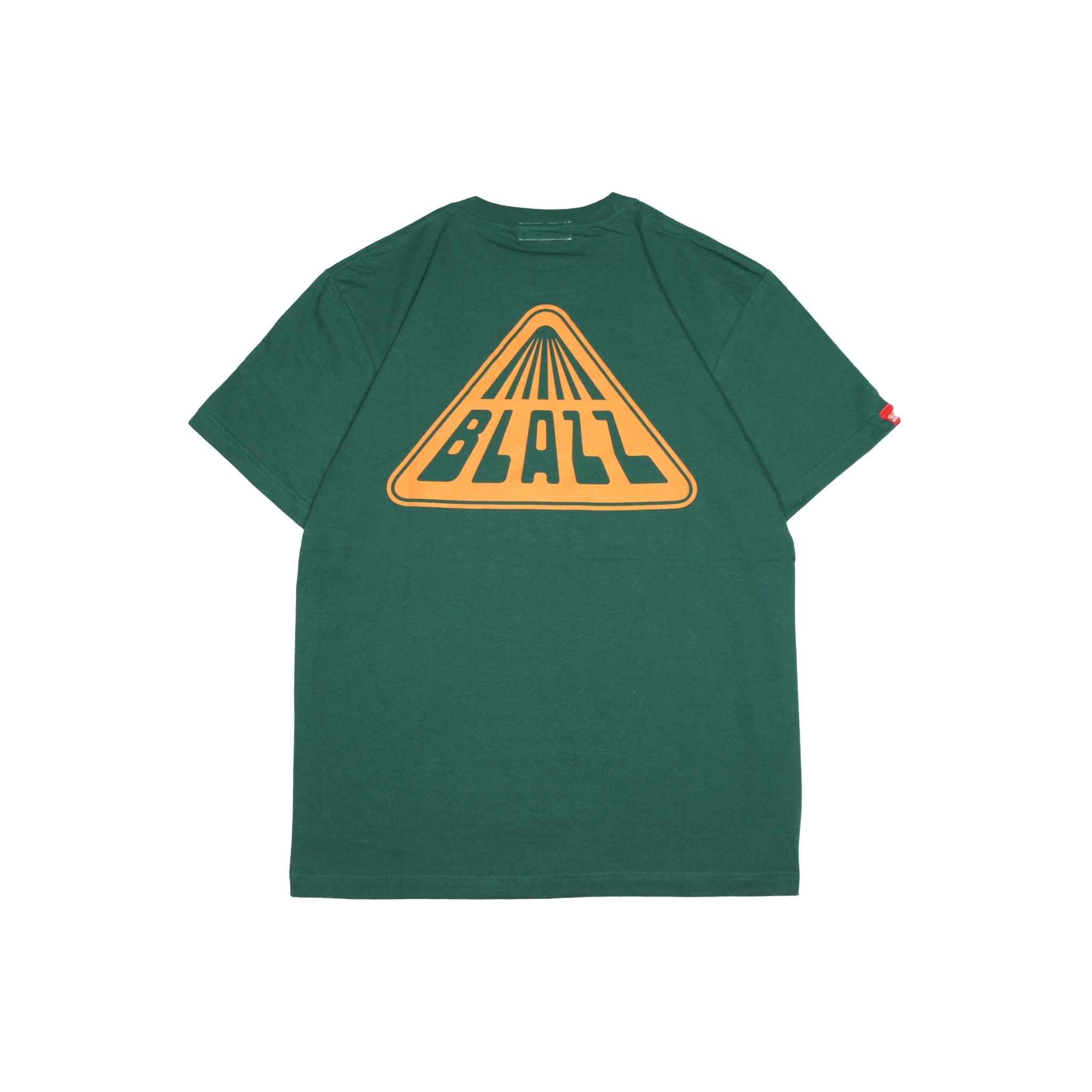 BL LAB 20 Improvement TEE [DEEP GREEN/ORANGE]