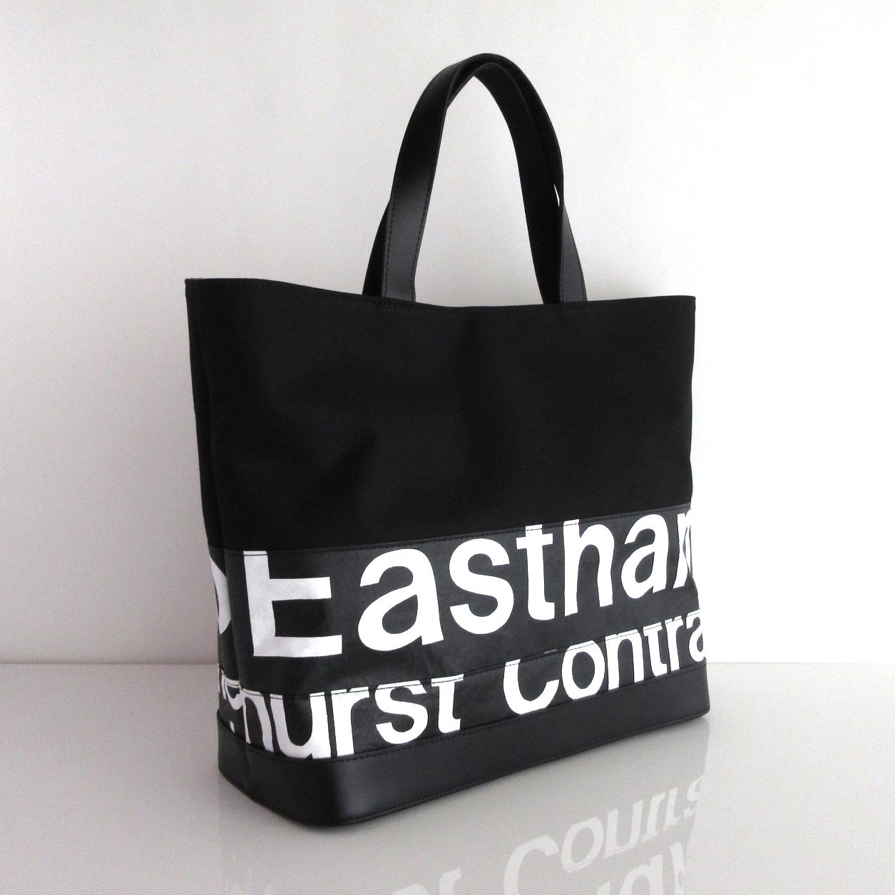 Tote Bag (S) / Black  TSB-0020