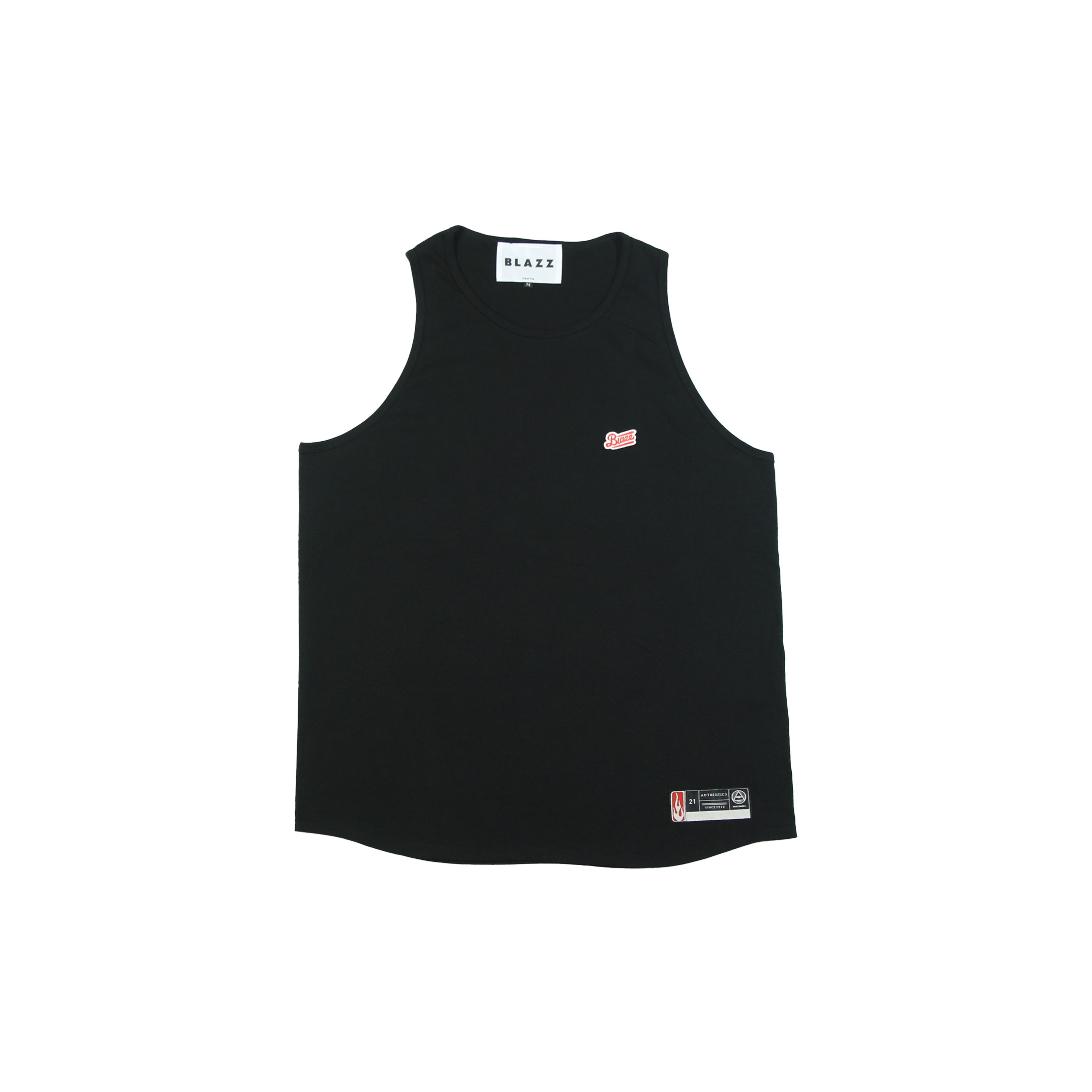 LOGO PATCH TankTop [BLACK/RED]