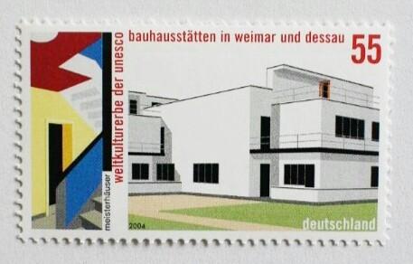 バウハウス博物館 / ドイツ 2004